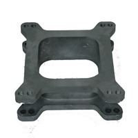 "CARBURETTOR SPACER 2"" SQUARE BORE"