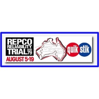 Decal Repco Quick Stik Version