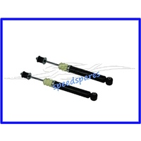 SHOCK ABSORBER SET REAR FORD FALCON 1982 - 2002 XE XF EA EB ED EF EL AU1 AU2 AU3