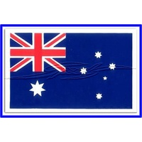 Decal Aust. Flag suit LM 5000