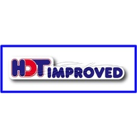 DECAL HDT VK VL HDT IMPROVED GLASS DECAL