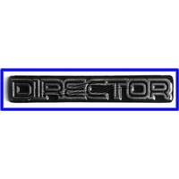 Director Badge Small