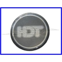 BADGE 75MM HDT BONNET GREY VR VS VT BONNET BOOT