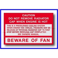 Beware of fan VB-VL014