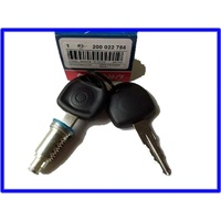 BARREL AND 2 KEYS DOOR LOCK SB BARINA & ASTRA