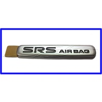 BADGE DECAL DASH SRS AIRBAG VY VZ WK WL