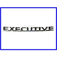 BADGE BOOTLID VZ EXECUTIVE