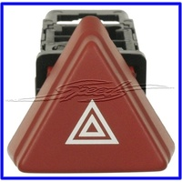 HAZARD SWITCH VY VZ RED TRIANGLE FACE
