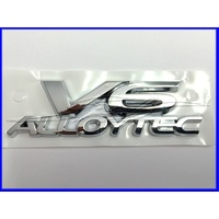 BADGE V6 ALLOYTEC SUITS VZ , RODEO AND COLORADO FRONT GUARD