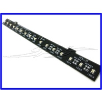 BRAKE LIGHT HIGH LEVEL LED VE WM STATESMAN AND CAPRICE LED STRIP ONLY exc FOR BUILD DATES BETWEE14 04 2010 to 19 11 2010