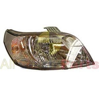 HEADLAMP RIGHT HAND TK BARINA 3 & 5 DOOR HATCH FROM 08/2008 TO 11/2001 FROM VIN NO 9B000001