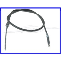 8943667732(A) HANDBRAKE CABLE RODEO TF 88-97 1694 MM OVERALL LENGTH RIGHT HAND