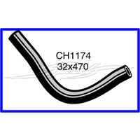 HOSE RADIATOR UPPER VB VC COMMODORE 6CYL