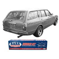 FREE SHIPPING - Body Rubber Kit Datsun 180b Wagon