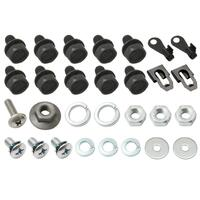 DOOR INTERNALS NUT & BOLT KIT HQ HJ HX HZ (REAR) 1 DOOR KIT