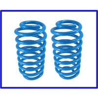 COIL SPRINGS REAR HEAVY DUTY STANDARD HEIGHT VT VX VY VZ VU WAGON AND UTE