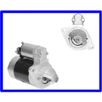 STARTER MOTOR ALL GEMINI TX TC TD TE TF TG. KB RODEO & JACKAROO ONLY IF FITTED WITH G161, G180 OR G200