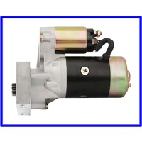 STARTER MOTOR CHEV REDUCTION DRIVE ROTATABLE MOUNT 12V 2.0KW 9TH CW SUITS CHEV S & B BLOCK V8