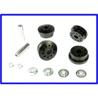 RADIUS ROD TO CHASSIS BUSH KIT VE WM (CONTROL ARM FRONT TO CHASSIS)