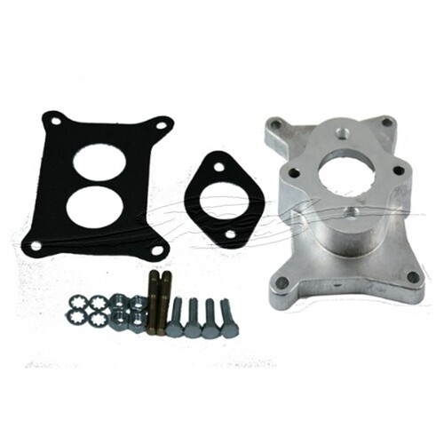 CARBURETTOR ADAPTOR 202 TO 350 HOLLEY
