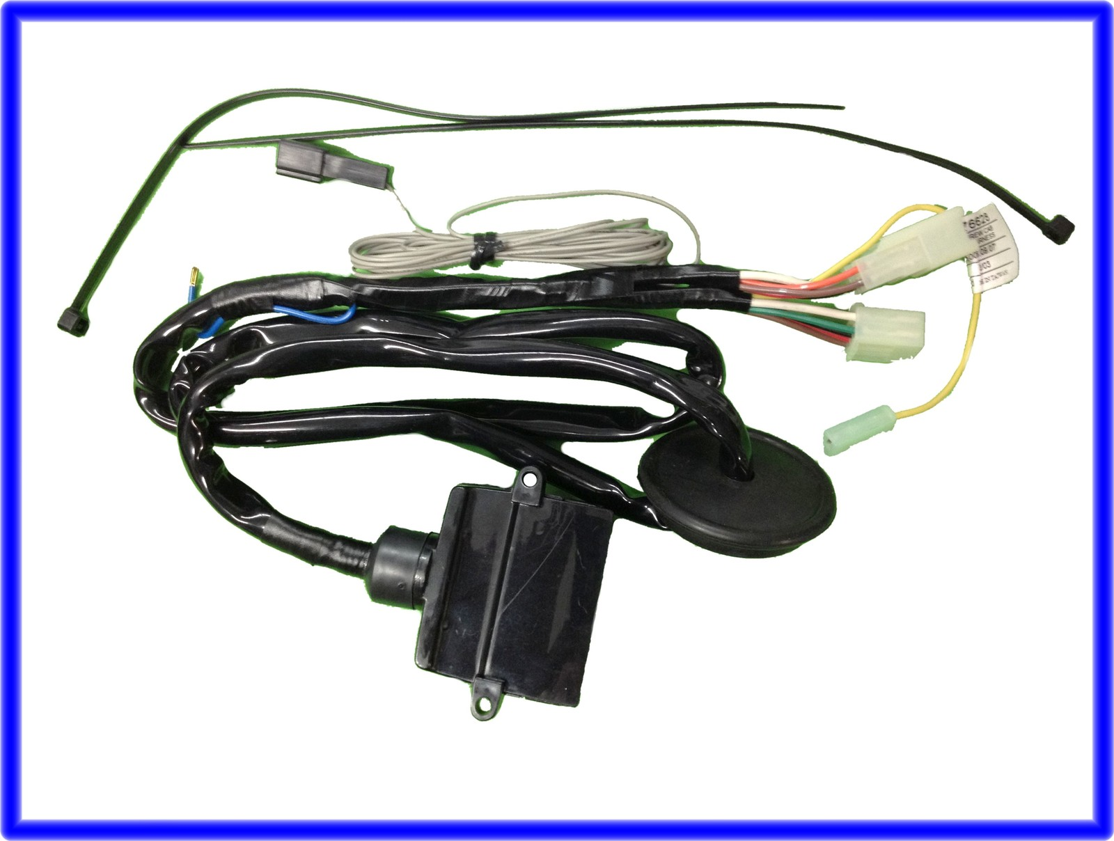 Ve Commodore Tow Bar Wiring Harness Diagram 43 Vy Trailer 92176628 Towbar Vu Vz Ute And Crewman 7 Pin Plug