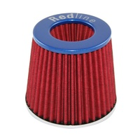 Air Filter Conical Type Blue 76mm neck