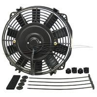 Dyno-Cool Straight Blade Electric Fan 9 Inch