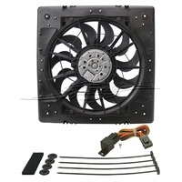 Fan 16 Inch High Output with shroud