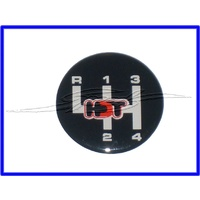 Gear Knob VC Decal M21