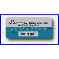 VC Harrison Air Decal
