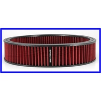 14 X 3 Red Cotton Fiber Filter (Replaces 48022)