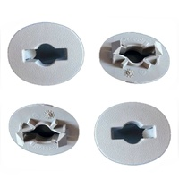 CARGO BARRIER ROOF LINING PLUG SET VT VX VY VZ - SET OF 4