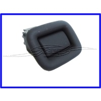 SEAT RELEASE BUTTON VY VZ REAR CENTRE SEAT SEDAN AND STATION WAGON ANTHRACITE BLACK WAS 92147090