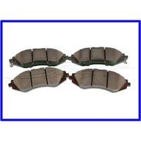 Brake pads, front - From BB000001