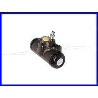 Rear drum brake cylinder - Without ABS, up to AB999999