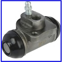 Rear drum brake cylinder - With ABS