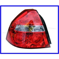 Tail lamp - LH; TK BARINA 4 DOOR SEDAN with harness;