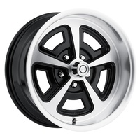 American Legend Sprinter mag wheel Black 17x7 VB VC VH VK VL VN