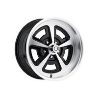 American Legend Sprinter Black 18x8 XR - XF