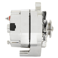 ALTERNATOR 12V 105A CHROME