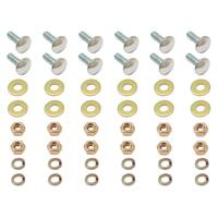 Bumper Bar Bolt Kit LC LJ And HQ Front & Rear