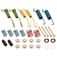 Brake Shoe Spring & Pin Kit XR-XY ZA-ZD Rear
