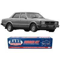 BODY RUBBER KIT CORTINA 77/80 TE SEDAN