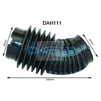AIR INTAKE DUCTING HOSE VT VX VY WH WK VU V6 ECOTEC THROTTLE BODY TO AIR FILTER