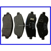 BRAKE PADS FRONT XC BARINA & COMBO 2001 ONWARDS SUITS 260MM DISC ROTOR QFM