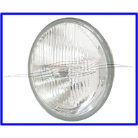 HEADLAMP H4 HALOGEN 7 INCH WITH PARKER GLOBE