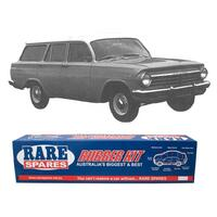 BODY RUBBER KIT EH STATION WAGON GREY PI
