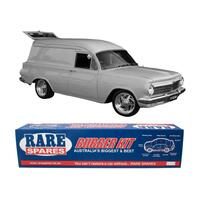 Body Rubber Kit Holden EH Panelvan Grey
