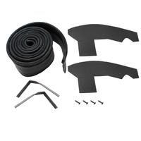 BUMPER DUST SEAL KIT XA SEDAN XA XB XC COUPE (REAR)