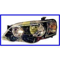 HEADLIGHT BA BF FALCON HEADLAMP XR6 XR8 10/2002- 04/2008 LEFT HAND